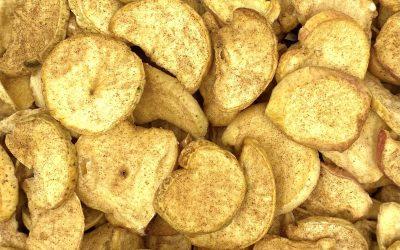 Appel & Kaneel Chips
