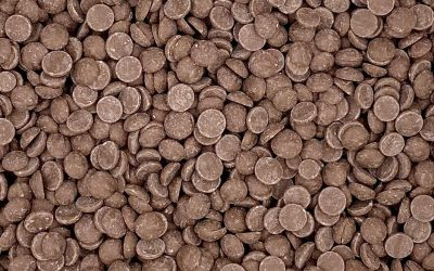Chocolade Druppels Melk